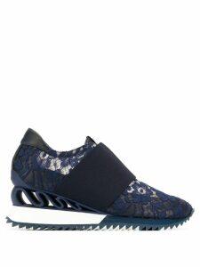 Le Silla College sneakers - Blue
