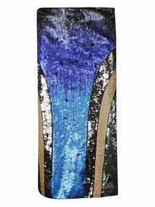 SportMax Sequin Embroidery Skirt