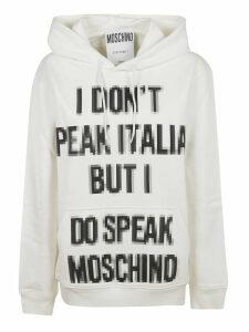 Moschino Oversized Hoodie