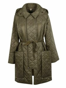Burberry Diamond Quilted Coat