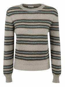Brunello Cucinelli Striped Sweater