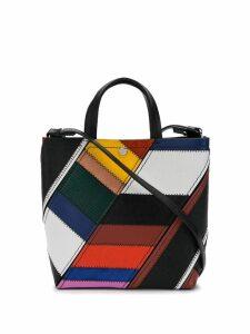 Proenza Schouler Patchwork Small Hex Tote - Multicolour