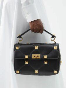 Batsheva - Floral-print Cotton Knee-length Skirt - Womens - Cream Multi