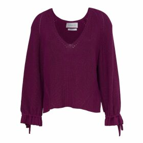 ELEVEN SIX - Elsi Sweater - Violet