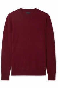 Joseph - Cashmere Sweater - Burgundy