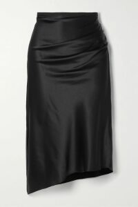 Rosetta Getty - Stretch-jersey Shorts - Midnight blue