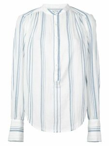 FRAME striped blouse - Blue