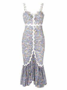 Alice Mccall Lady midi dress - Multicolour