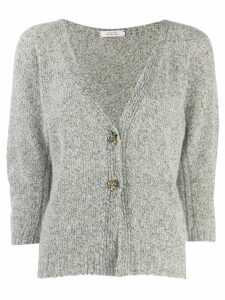 Dorothee Schumacher knitted cardigan - Grey