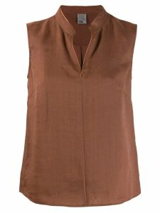 Quelle2 tunic blouse - NEUTRALS