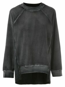 Uma Raquel Davidowicz Arlete sweatshirt - Grey
