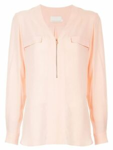 Ginger & Smart Secret Vice blouse - Pink