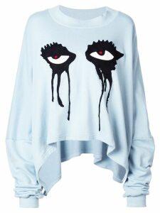 Haculla loose fit sweatshirt - Blue