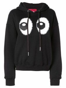 Mostly Heard Rarely Seen 8-Bit All Eyez On Me hoodie - Black