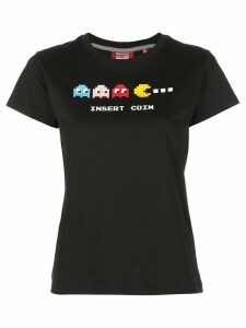 Mostly Heard Rarely Seen 8-Bit Ghosts T-shirt - Black