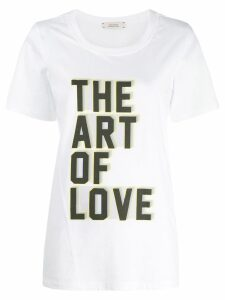 Dorothee Schumacher printed T-shirt - White