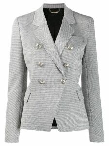 Philipp Plein patterned blazer - Grey
