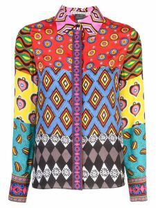 Alice+Olivia Willa blouse - Multicolour