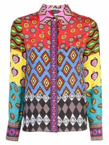 Alice+Olivia Willa blouse - Multicolour