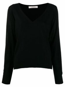 Dorothee Schumacher V neck jumper - Black