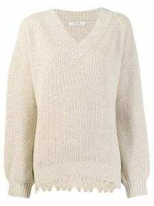 Dorothee Schumacher knitted jumper - NEUTRALS