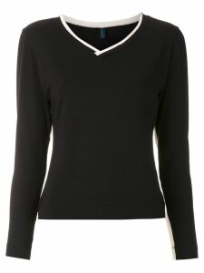 Lygia & Nanny Garça Radiosa sweatshirt - Black