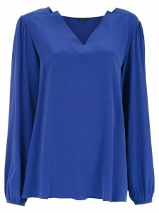 Alcaçuz Land silk blouse - Purple