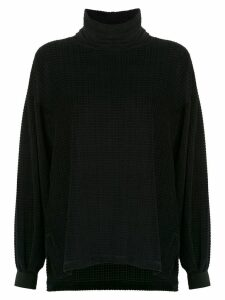 Alcaçuz Longitude jumper - Black