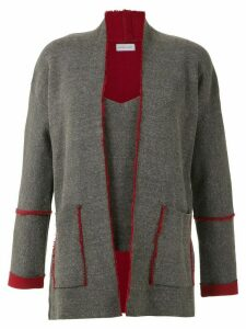 Mara Mac knitted cardigan - Grey