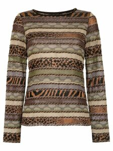 Cecilia Prado Graciosa sweater - Multicolour