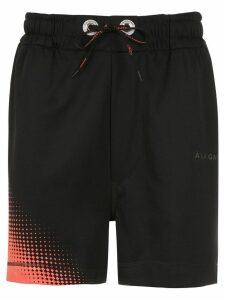 À La Garçonne À La Garçonne x Olympikus shorts - Black