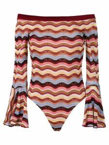 Cecilia Prado Geralda knitted bodysuit - Multicolour