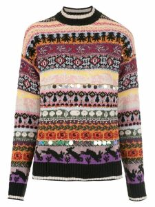 Cecilia Prado Frida sweater - Multicolour