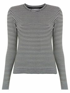 Nk striped sweater - Black