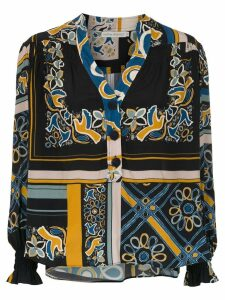 Martha Medeiros Lorain printed top - Multicolour