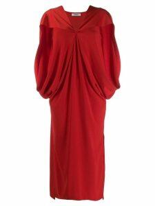 Chalayan evening dress - Red