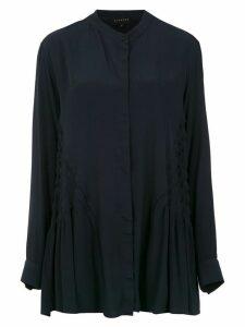 Alcaçuz Lazaro shirt - Blue
