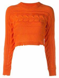RtA Fever Sweater - ORANGE