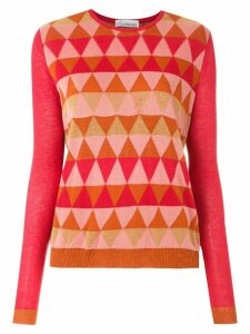 Nk knitted sweater - Red