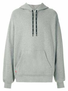 Àlg Smiley hoodie - Grey