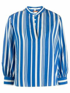 Chinti & Parker striped blouse - Blue
