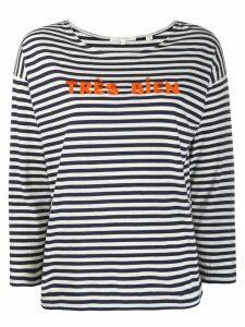 Chinti & Parker 'Très Bien' T-shirt - NEUTRALS