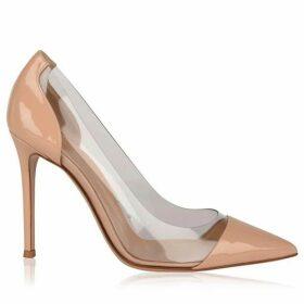 Gianvito Rossi Plexi Pump Heels