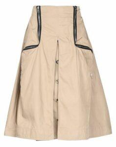 JW ANDERSON SKIRTS 3/4 length skirts Women on YOOX.COM