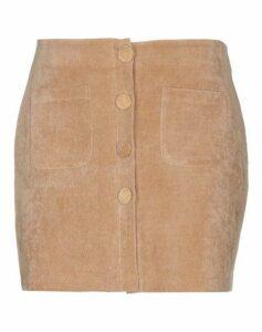 BERNA SKIRTS Mini skirts Women on YOOX.COM