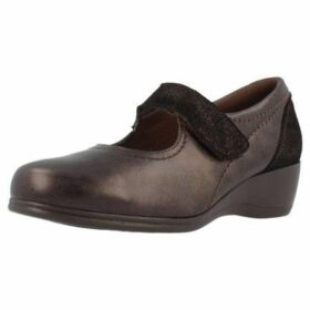Pinoso's  6729  women's Casual Shoes in Brown