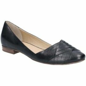 Hush puppies  Marley Ballerina Womens Slip On Shoes  women's Shoes (Pumps / Ballerinas) in Black