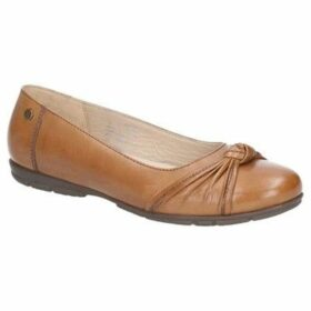 Hush puppies  Millie Womens Ballerina Pumps  women's Shoes (Pumps / Ballerinas) in Brown