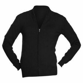 Sols  WomensLadies Gordon Full Zip Cardigan  women's Sweatshirt in Black