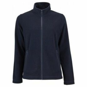 Sols  WomensLadies Norman Fleece Jacket  women's Sweatshirt in Blue